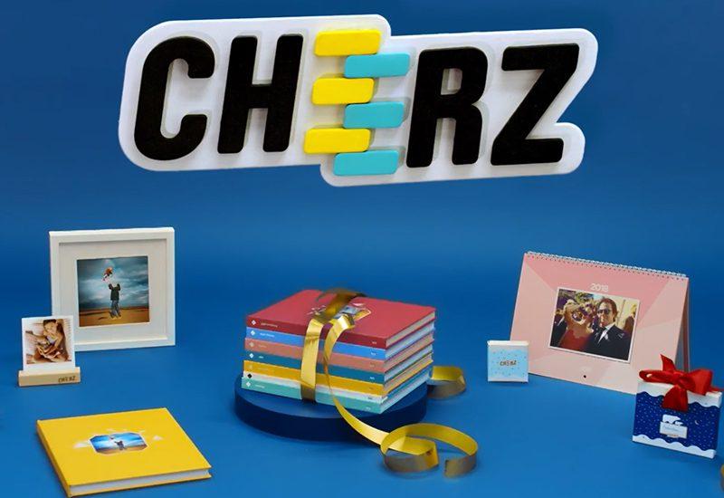 CHEERZ application, publicité, stop motion