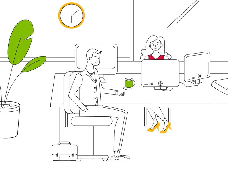 SNCF motion design