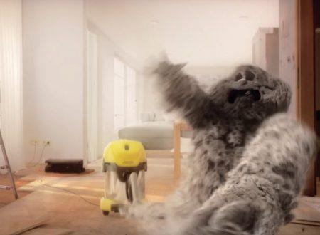 KARCHER publicité 3D
